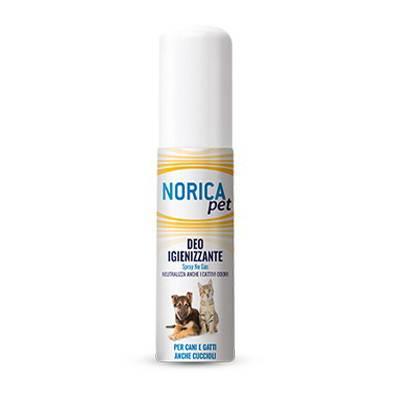 Norica Pet deo igienizzante spray 100ml