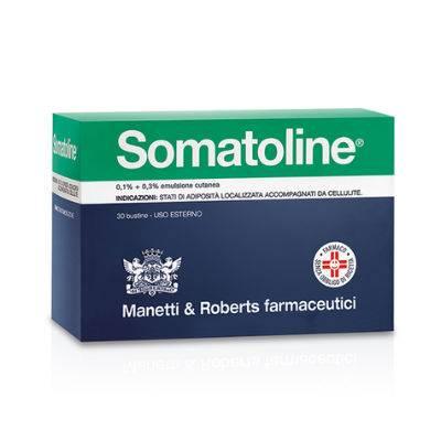 Somatoline emulsione 30 bustine