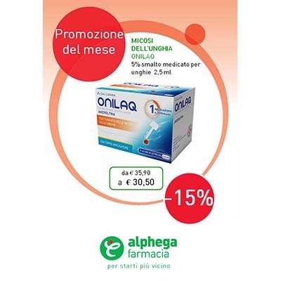 Onilaq micosi unghia - 2,5ml