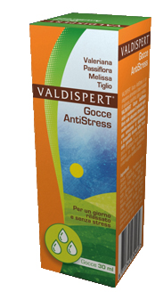 VALDISPERT GOCCE A/STRESS 30ML