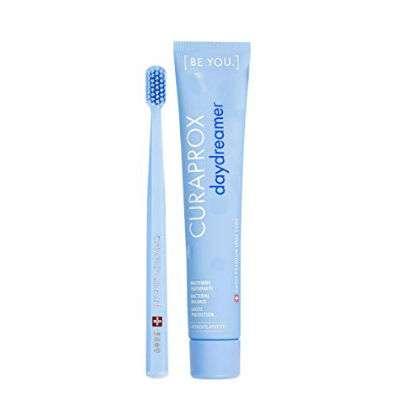 Curaprox Be You Daydreamer dentifricio + spazzolino
