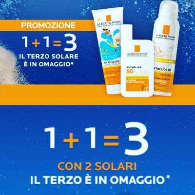 La Roche Posay offerta solari 1+1=3