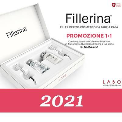 FILLERINA 1+1 fino al 15/05/2021