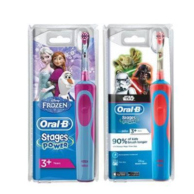 Oral B spazzolino elettrico Frozen/Star Wars