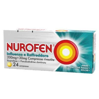 Nurofen Influenza e Raffreddore   24cpr