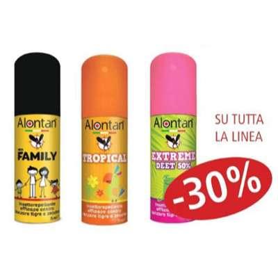 ALONTAN SPRAY 75ML SCONTO 30%
