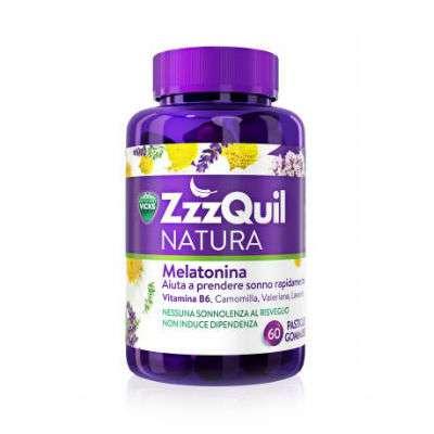 Melatonina ZzzQuil 60 pastiglie