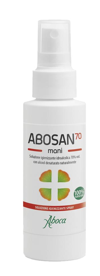 ABOSAN70 SOLUZIONE IGIEN MANI