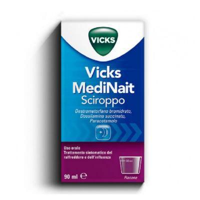 Vicks MediNait sciroppo 90ml