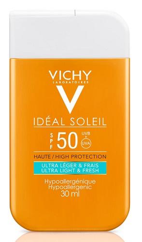 VICHY IDEAL SOLEIL FLUIDO ULTRA LEGGERO SPF50 30ML