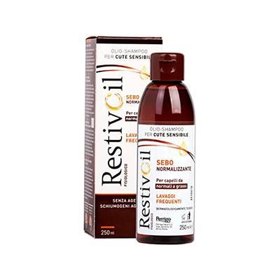 Restivoil Olio shampoo sebo normalizzante