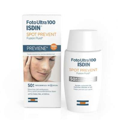 Isdin Foto Ultra 100 spot prevent