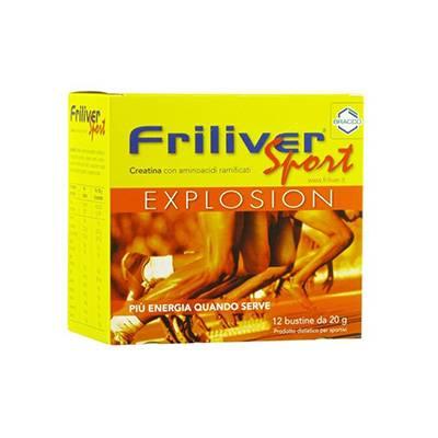 Frilliver sport explosion 12 bst