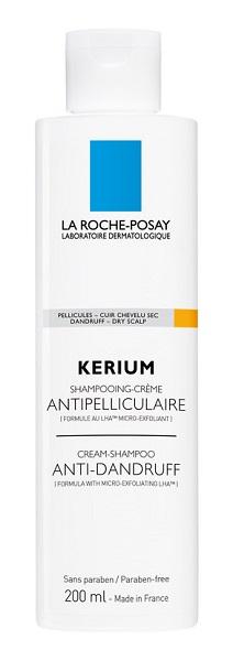LA ROCHE-POSAY KERIUM SHAMPOO ANTIFORFORA CAPELLI SECCHI 200ML