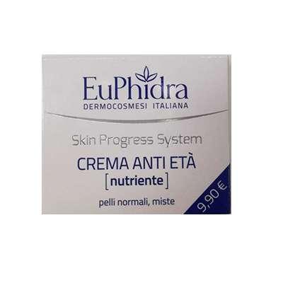 Euphidra Skin Progress System crema antietà