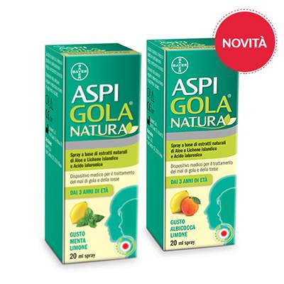 ASPIGOLA SPRAY 15ML