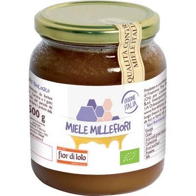 Fior di loto miele millefiori