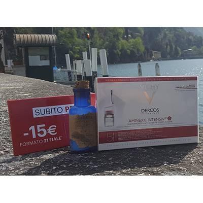 Vichy Dercos Aminexil Intensive PROMOZIONE -15€