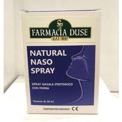 NATURAL NASO SPRAY
