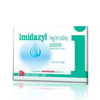 Imidazyl collirio 10fl