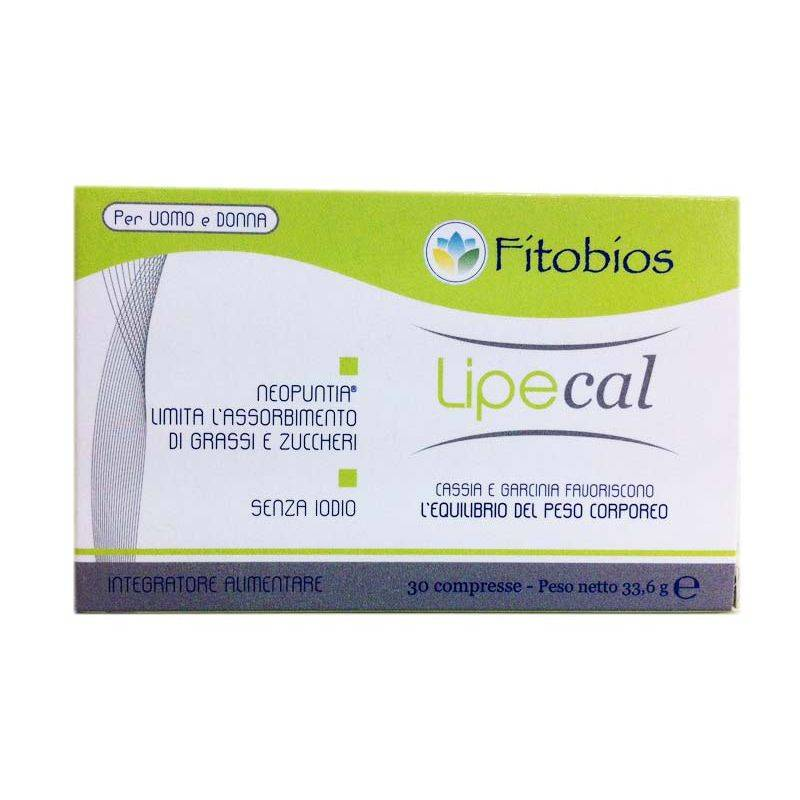 LIPECAL 30CPR 1120MG