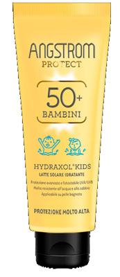 ANGSTROM HYDRAXOL KIDS LATTE SOLARE PROTEZIONE SPF50+ PELLE BAGNATA 250ML