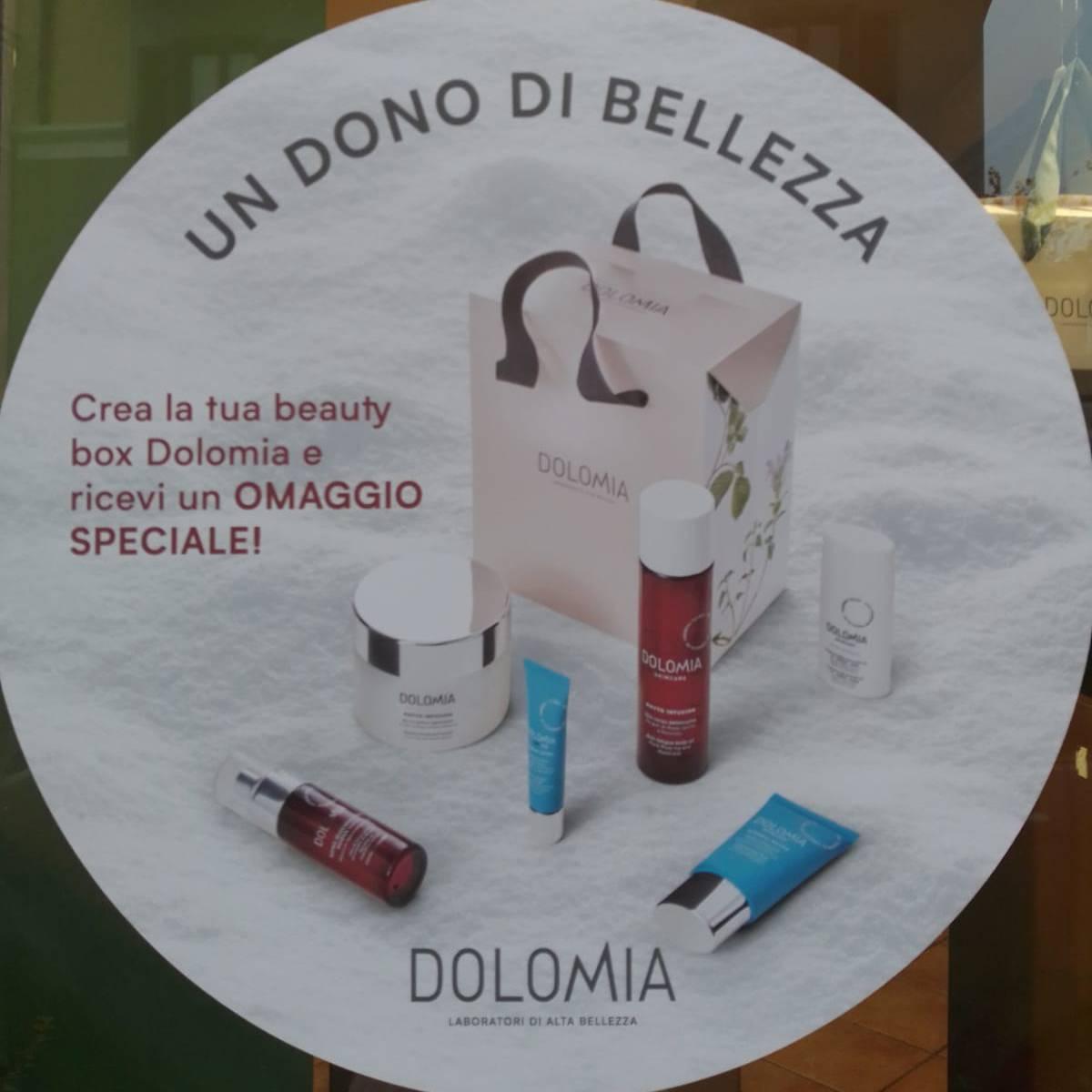 Beauty box Dolomia Make-up e Skincare