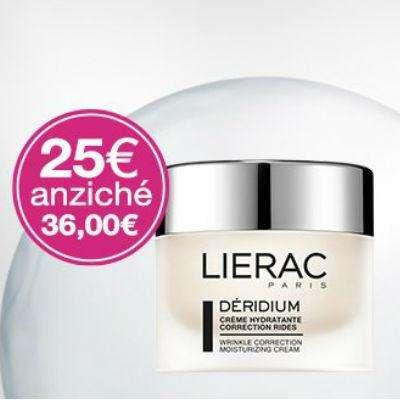 Lierac Deridium crema idratante antiage