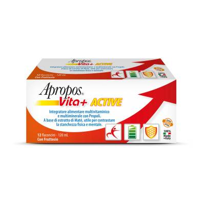 Apropos vita + active 12fl