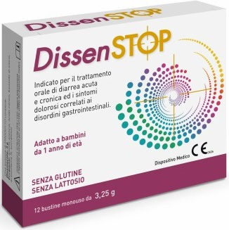 DISSENSTOP DIOSMECTITE 3,25G