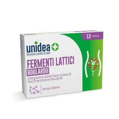 UNIDEA FERM LAT BOULARDI 12CPS