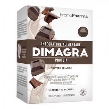DIMAGRA PROTEIN CIOC 10BUST