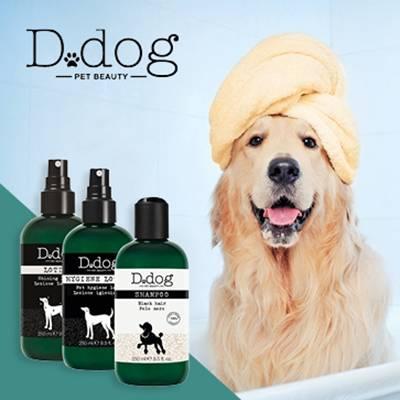 D Dog pet beauty presente in farmacia