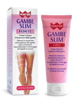 GAMBE SLIM FORTE CREMA-GEL 100ML WINTER