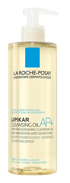 LA ROCHE-POSAY LIPIKAR HUILE LAVANTE AP+ 400ML