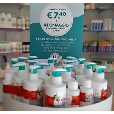 LFP Detergente intimo attivo 250ml + OMAGGIO formato viaggio 100ml