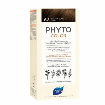 Phyto color permanent color