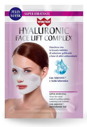 WINTER HYALURONIC MASCHERA VISO IDRATANTE 30ML