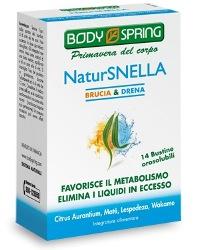 BODY SPRING BRUCIA DRENA 14 BUSTINE OROSOLUBILI