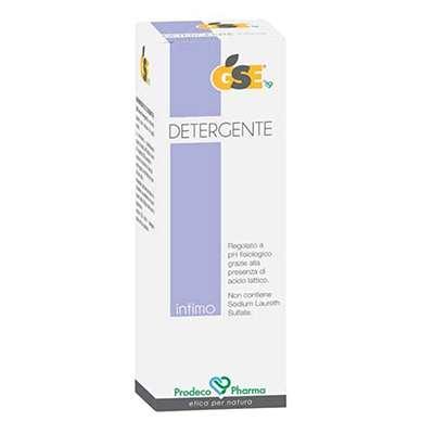 GSE detergente intimo 200ml e 400ml SCONTO 10%