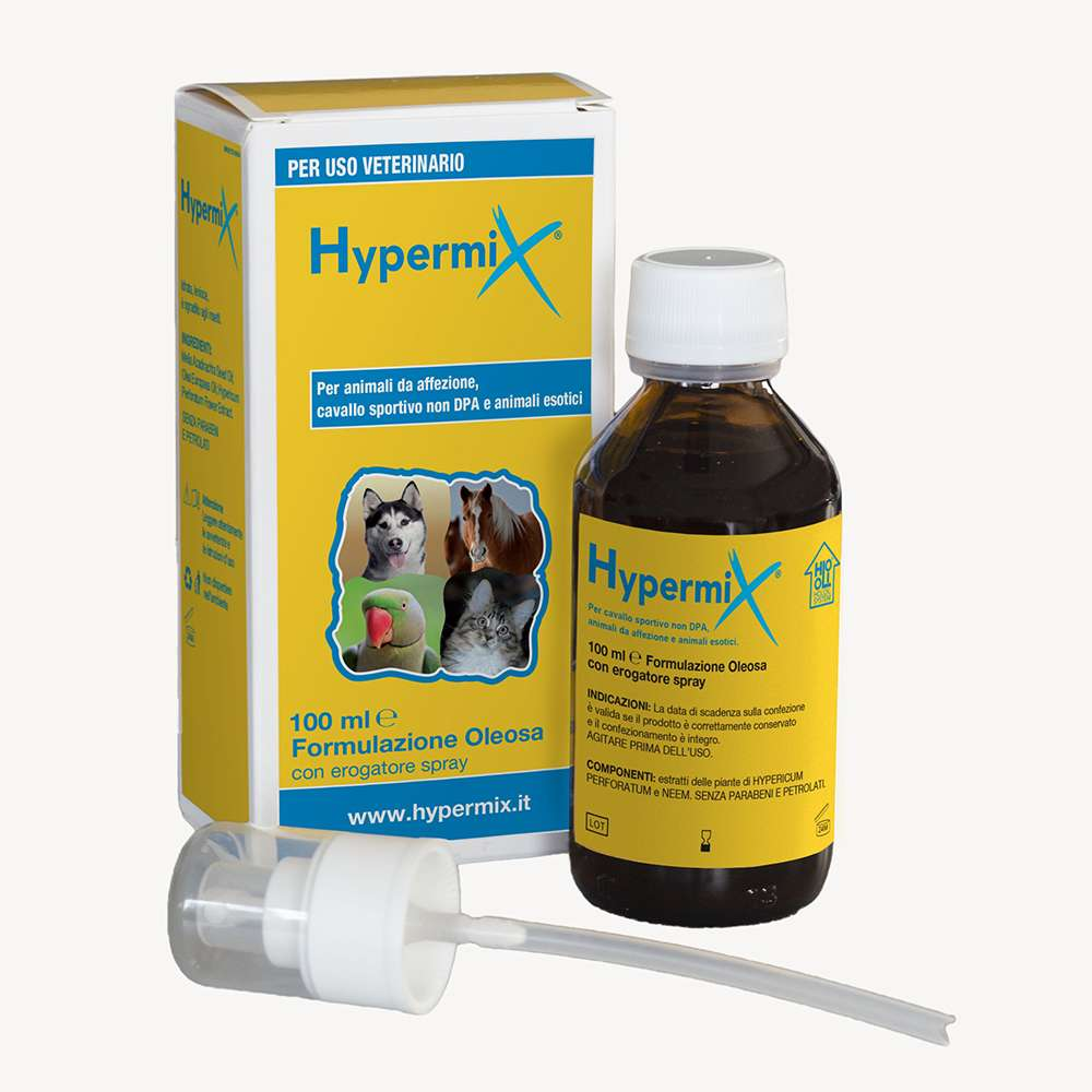 HYPERMYX SPRAY OLIO 100ml