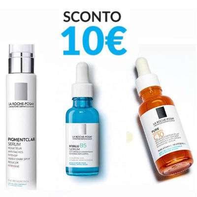 La Roche Posay Hyalu B5 Pure Vitamin, Pigmentclar SCONTO €10,00