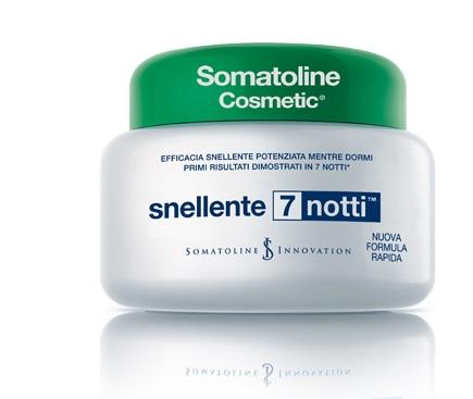 SOMATOLINE COSMETIC SNELLENTE 7 NOTTI CREMA 400ML