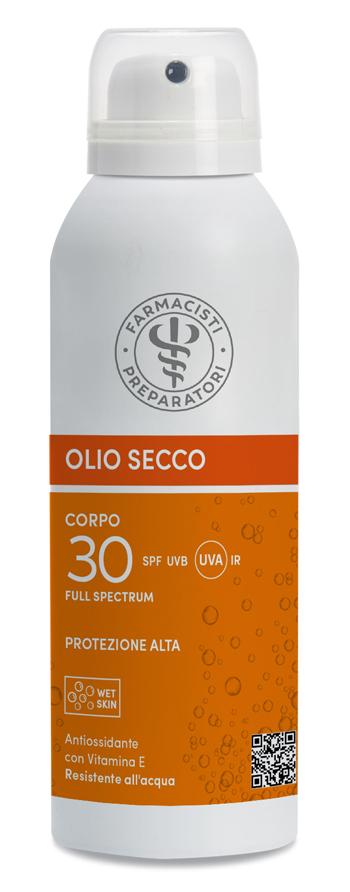 LFP SOLARE OLIO SECCO 30 150ML