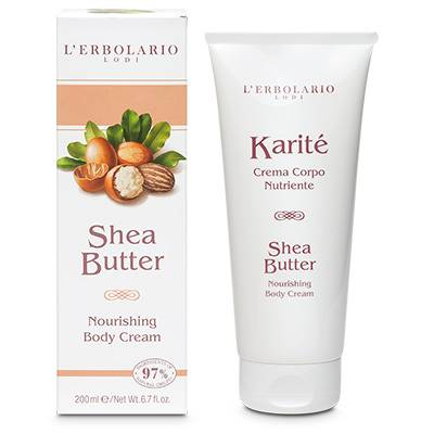 L'Erbolario Nourishing Body Cream 200ml