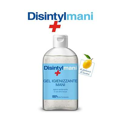 Disintyl mani gel igienizzante 500ml
