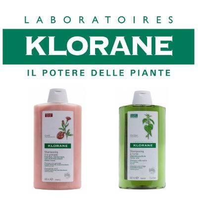 Klorane shampoo 500ml
