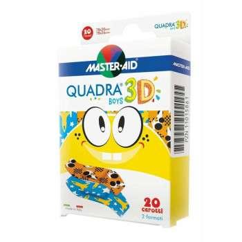 M-AID QUADRA3D CER BOYS ASSORT