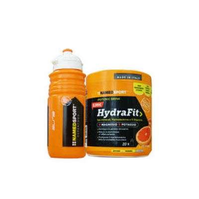 Named Hydrafit + borraccia omaggio