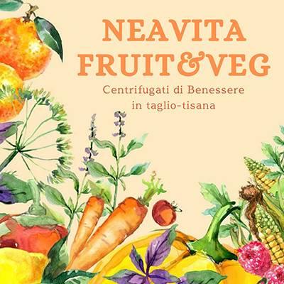 Neavita Fruit&Veg linea in farmacia